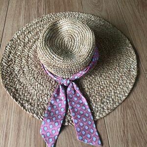 Vineyard Vines straw hat